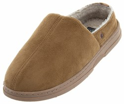 Image of Levi Strauss Chestnut Clog Slippers for Men