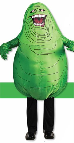 Adult Inflatable Ghostbusters Slimer