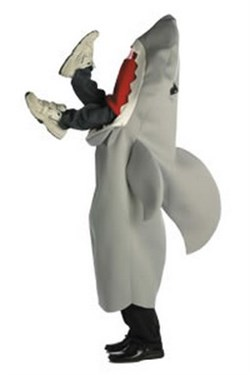 Adult Man Eating Shark Costume