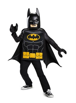 Kids Batman Lego Movie Costume