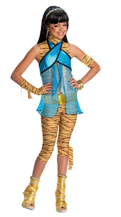 Kids Monster High Cleo De Nile Costume