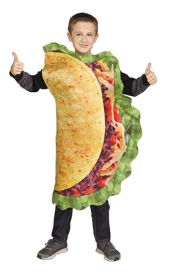 Kids Taco Costume Funworld