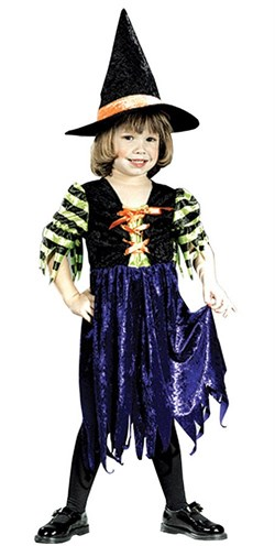 Toddler Fairy Tale Witch Costume