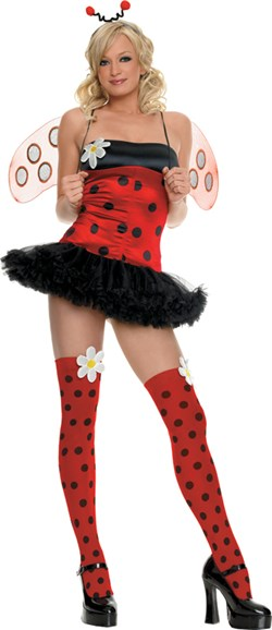 Adult Sexy Daisy Bug Costume