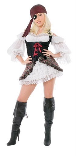 Playboy Buccaneer Beauty Pirate Costume