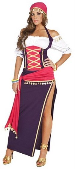Sexy Gypsy Maiden Costume