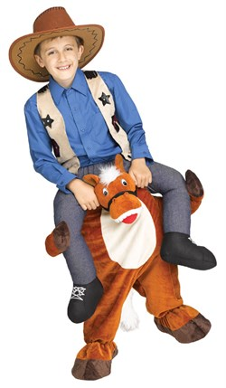 Toddler Carry Me Horsey Costume