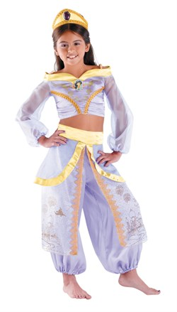 Toddler Jasmine Prestige Costume