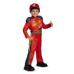 Toddler Lightning McQueen Costume
