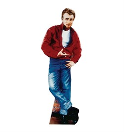 Life Size James Dean Standee 27
