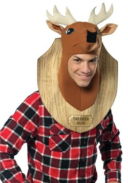 Deer Trophy Head Costume 6477