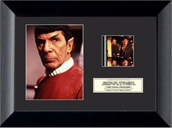 Star Trek V: The Final Frontier Mini Filmcell USFC2792