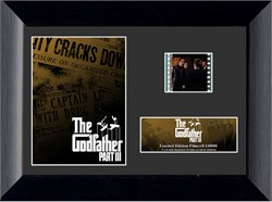 Godfather Part III Mini Filmcell - The Limited Edition USFC2804