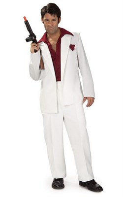 Adult Scarface Costume 16947