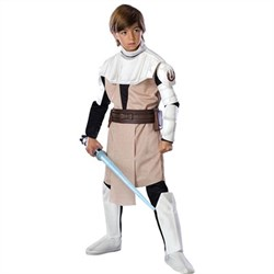 Child Deluxe Obi-Wan Kenobi Costume 883197