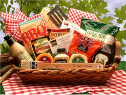 Master of the Grill BBQ Gift Basket 820131