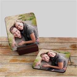 Personalized Photo Coaster Set PG614739CS