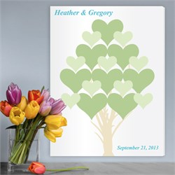 Personalized Wall Art - Branches of Love CA0045