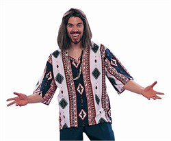 Adult 60's Peace Child Costume - Dashiki Only 80161