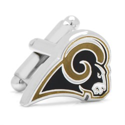 St. Louis Rams Cufflinks PD-RAM-SL