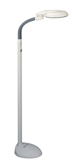 Sunpentown Easy Eye Energy Saving Floor Lamp w/ Ionizer SL-810