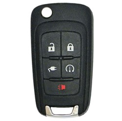 2011 Chevrolet Volt Smart Keyless Entry Remote Key w/ Engine Start