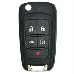 2012 Chevrolet Volt Smart Keyless Entry Remote Key w/ Engine Start