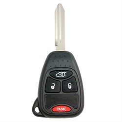 2012 Dodge Avenger Keyless Remote Key
